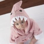 Shark Animal Baby Bath Robe