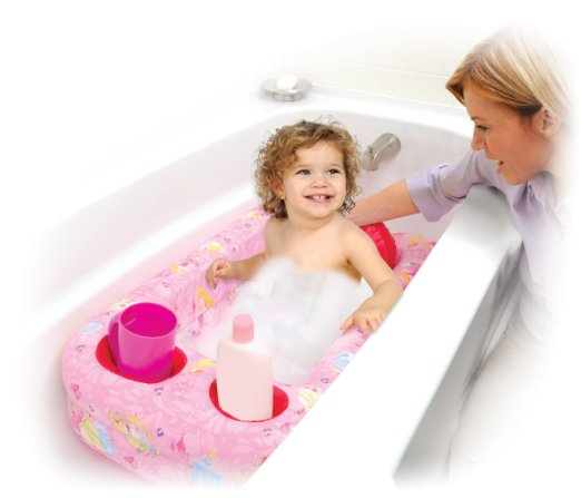 Disney Inflatable Princess Bathtub