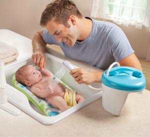 Baby Bath Tub With Sling