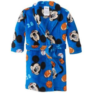 Disney Mickey Mouse Baby Fleece Robe