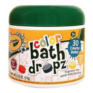 Play Visions Crayola Bath Dropz