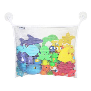 Tidy Toys Large Storage Basket With 2 Extra Strong Suction Cups
