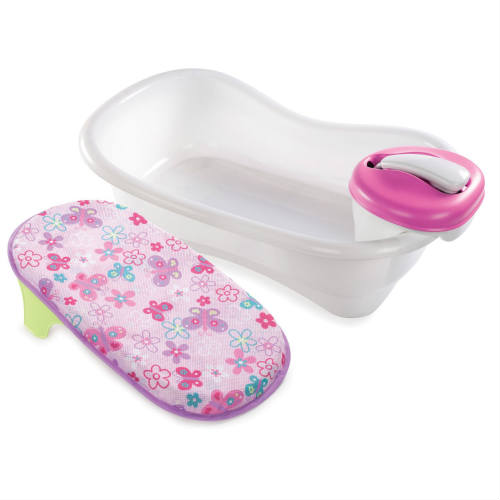 Summer Infant Bath Center and Shower Pink