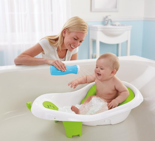 Comparing The Best Baby Bath Tubs For Your Little One | Baby Bath ...