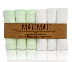 Bamboo Baby Bath Towels
