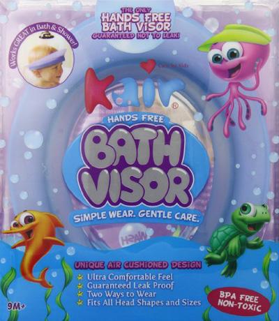 Kair Air Cushioned Bath Visor