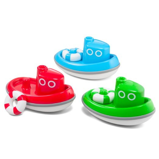 Kids Boat Toys For The Bath