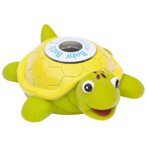 Ozeri Turtlemeter Bath Toy Thermometer