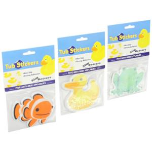 SlipDoctors Non-slip Bath Tub Sticker Combo Pack
