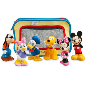 How much fun would your tot have splashing around with Mickey Mouse and Friends?!