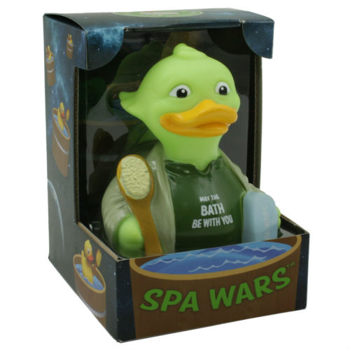 CelebriDucks Star Wars Bath Toy Rubber Duck