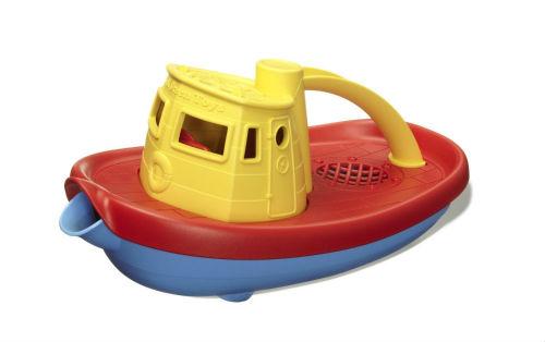 Green Toys My First Tugboat Bath Toy