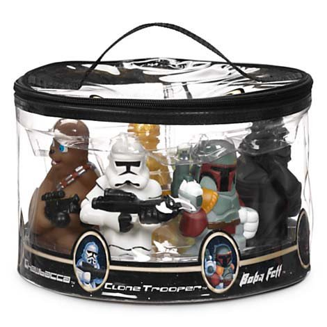 The Force Meets The Tub: Star Wars Bath Toys, Towels, And More