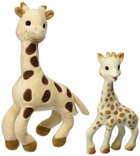 Vulli Sophie Giraffe Toy Set